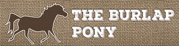 The Burlap Pony